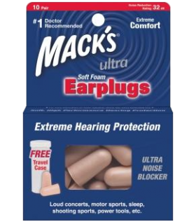 Protection Bruit Ultra Noise Blocker Max