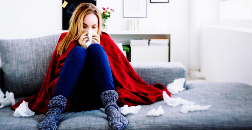 Échappez au rhume ou à la Grippe : boostez votre immunité par des gestes simples et des traitements naturels !