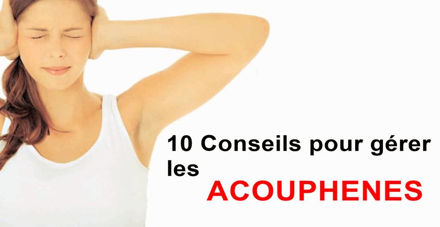 10 conseils pour gérer les acouphènes