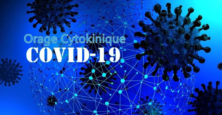 COVID-19 : Orage cytokinique quand le système immunitaire se dérègle