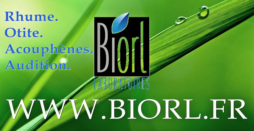 La gamme anti Acouphènes des Laboratoires BIORL