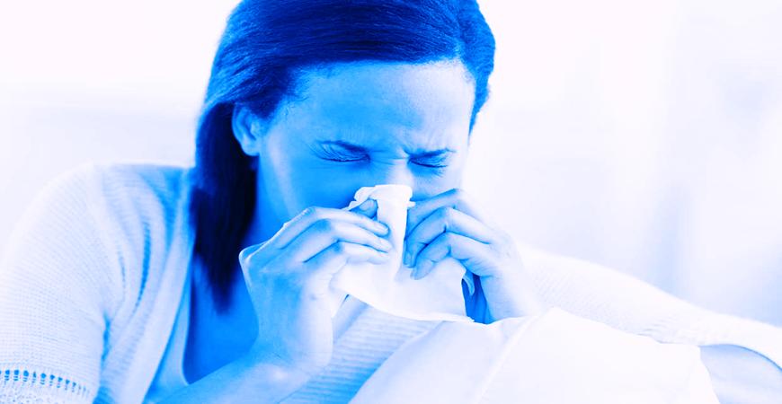 Derrière un simple rhume se cache une allergie…